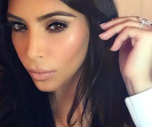 kim kardashian and kim kardashian west image