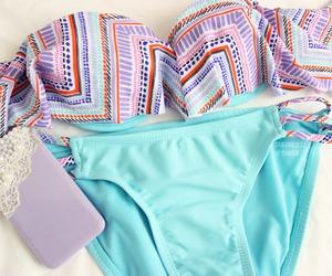 bikini and tribal image