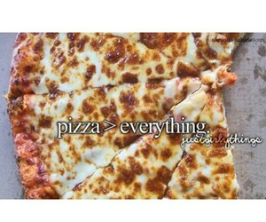 pizza and just girly things image