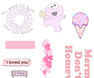 overlay, pink, and pink overlays image