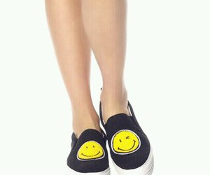happy, platforms, and shoes image