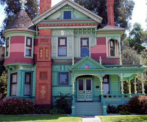 house, home, and colors image