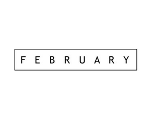 february, second, and winter image