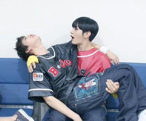 hansol, b-joo, and kpop image