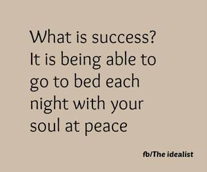 bed, night, and peace image