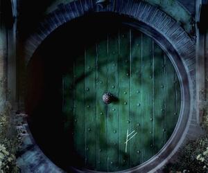 the hobbit, hobbit, and book image