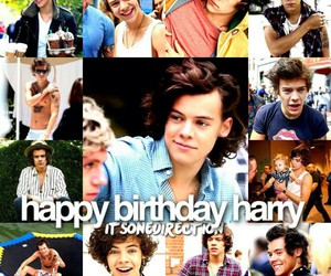 21, happy birthday, and harry image