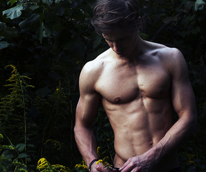 abs, handsome, and Hot image
