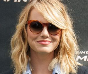 blond, girl, and emmastone image