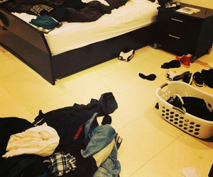 room, liam payne, and one direction image