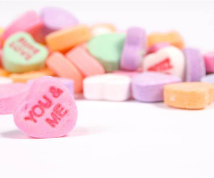 valentines, love, and candy image