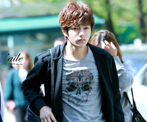 handsome, idol, and myungsoo image