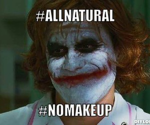 joker, funny, and natural image