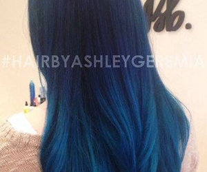 Bleu, colore, and swag image