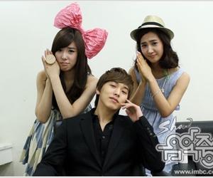 snsd, yuri, and suju image