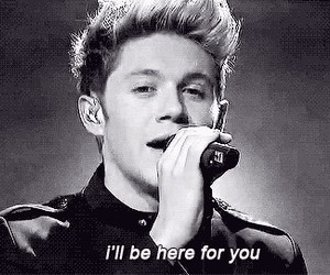 one direction, niall horan, and little things image