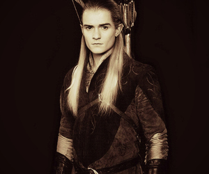 Legolas and LOTR image