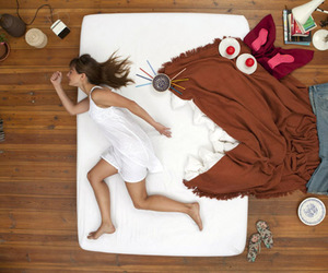 bed and Dream image