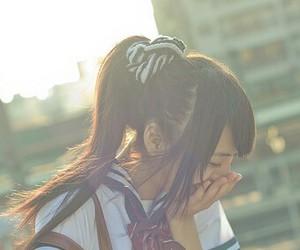 asian, girl, and japan image