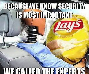 funny, lays, and lol image