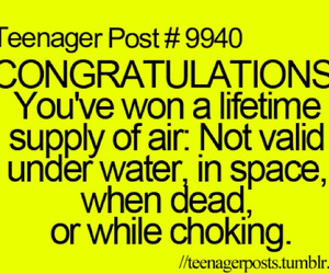 air, funny, and lol image