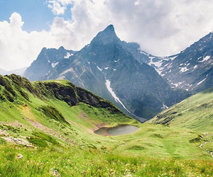 Alps, Dream, and meadow image