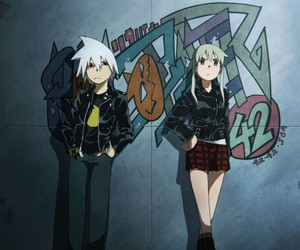 soul eater, anime, and soul image