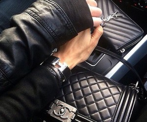 couple, chanel, and YSL image
