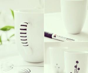diy, cup, and mug image
