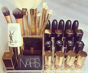 collection, makeup, and organisation image
