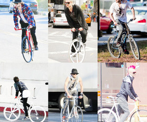 bike and jared leto image