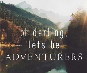 love, adventure, and darling image