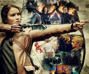 katniss, the bow, and moments that stay in mind image