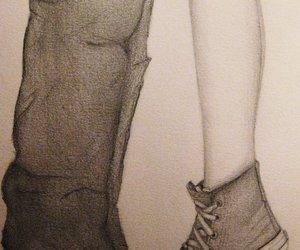 drawing and kiss image