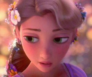 beauty, princess, and disney image