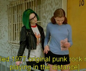 grunge, punk rock, and punk image