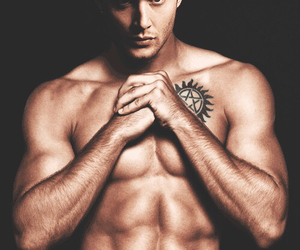 boy, dean winchester, and guys image