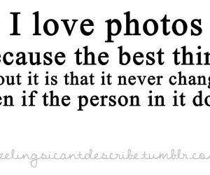 photo, quote, and text image