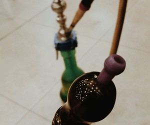 cafe, shisha, and smoky image