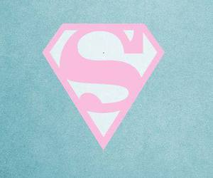 superwoman, pink, and quotes image