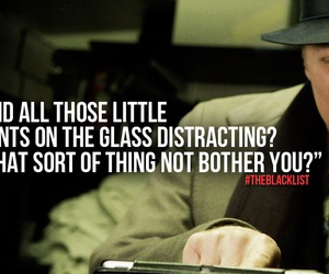james spader, quote, and reddington image