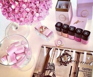 bedroom, interior, and chanel image
