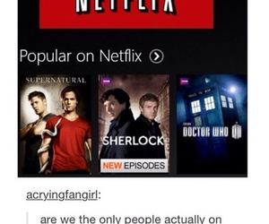 supernatural and superwholock image
