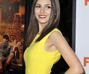 dress, beautiful, and victoria justice image