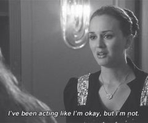 gossip girl, quote, and blair waldorf image
