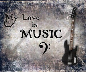 is, music, and my life image