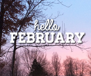 calm, february, and winter image