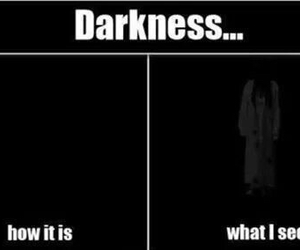 Darkness, funny, and lol image