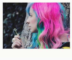 colors, hair, and miranda ibañez image