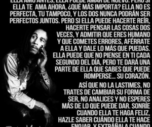 bob marley, frases, and quote image